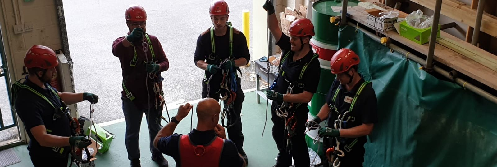 SA Safety training picture