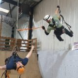 Rope access course 3